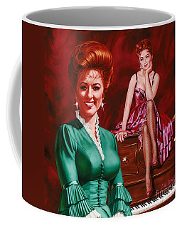 Miss Kitty Coffee Mug