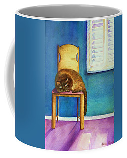 Kitty's Nap Coffee Mug