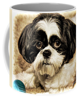 Miss Mini Coffee Mug