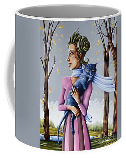 Miss Pinky's Outing Coffee Mug