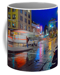 Missed The Bus Coffee Mug