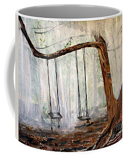Missing Children Coffee Mug by Marilyn  McNish