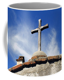 Mission Cross Coffee Mug by Shoal Hollingsworth