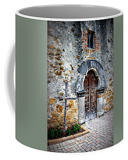 Mission Espada - Doorway Coffee Mug