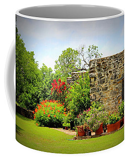 Mission Espada - Garden Coffee Mug