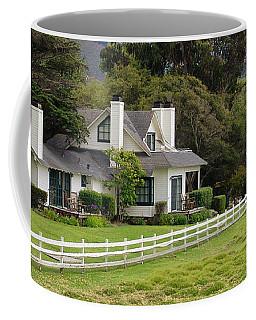 Mission Ranch - Carmel California Coffee Mug