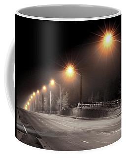 Mission Road Coffee Mug