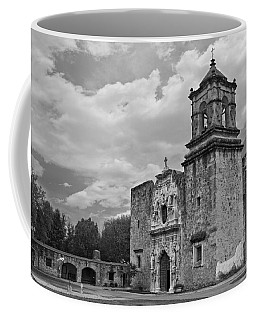 Mission San Jose Bw Coffee Mug