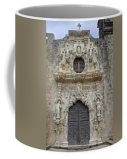 Mission San Jose Doorway Coffee Mug