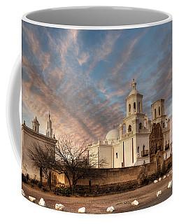 Mission San Xavier Del Bac Coffee Mug