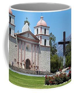 Mission Santa Barbara Coffee Mug