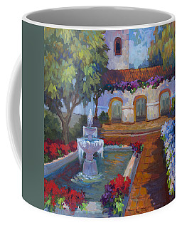 Mission Via Dolorosa Coffee Mug