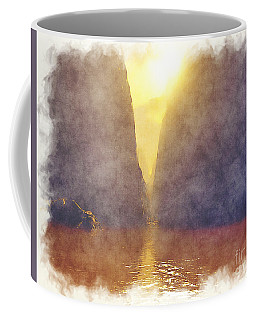 Missoula Trench Coffee Mug