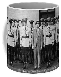 Missouri Highway Patrol First Class Coffee Mug