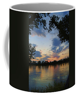 Missouri River Glow Coffee Mug