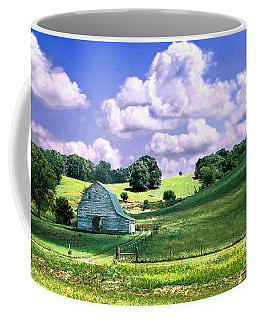 Missouri River Valley Coffee Mug by Steve Karol