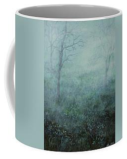 Mist On The Meadow Coffee Mug