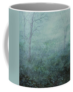 Mist On The Meadow Coffee Mug