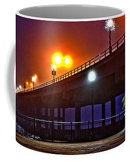 Misty Bridge Coffee Mug