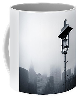 Misty City Coffee Mug