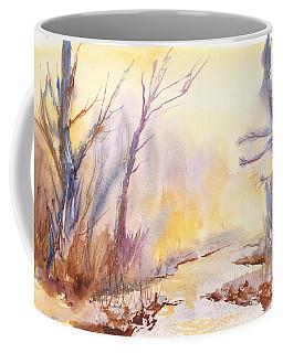 Misty Creek Coffee Mug