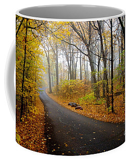 Misty Minnesota Mile Coffee Mug