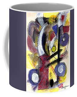 Misty Moon Coffee Mug