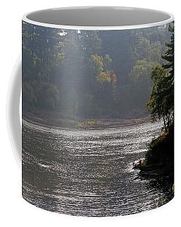 Misty Morning Coffee Mug by Kay Novy