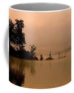 Misty Morning Solitude  Coffee Mug