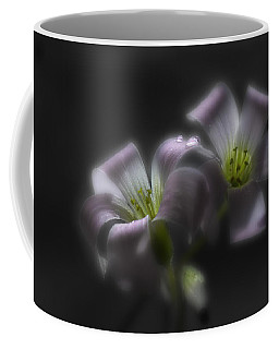 Misty Shamrock 2 Coffee Mug by Susan Capuano