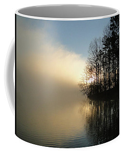 Misty Sunrise Coffee Mug
