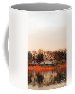Misty Winter's Morning Coffee Mug