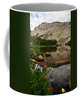 Mitchell Lake Reflections Coffee Mug