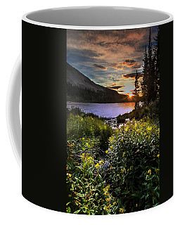Mitchell Sunrise Coffee Mug by Steven Reed