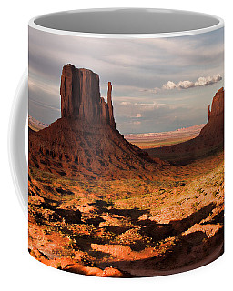 Mitten Sundown  Coffee Mug