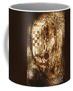 Mitts And Squiggles  Coffee Mug