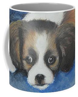 Mitzy Coffee Mug by Jeanne Fischer