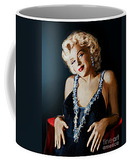 Mm 126 Blue Coffee Mug
