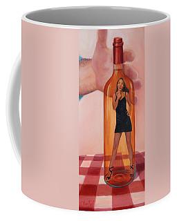 Mmm... Coffee Mug by Sandi Whetzel