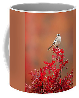 Mockingbird Autumn Coffee Mug