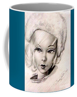 Mod Talker Barbie Coffee Mug