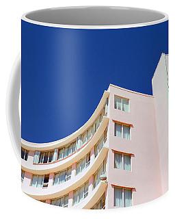 Modern Curves Coffee Mug by Keith Armstrong