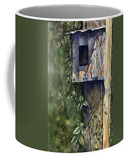 Modern Feathered Friends Coffee Mug