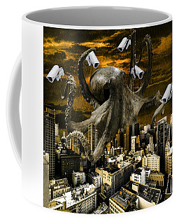 Modern Freedom Coffee Mug