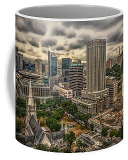 Modern Vs Ancient Coffee Mug