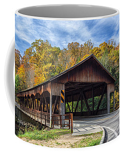 Mohican Covered Bridge Coffee Mug
