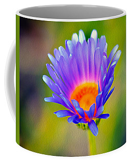 Mojave Aster Coffee Mug by Joe Schofield