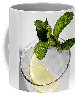 Mojito Detail Coffee Mug