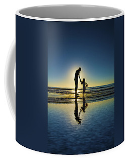 Mom And Daughter Coffee Mug