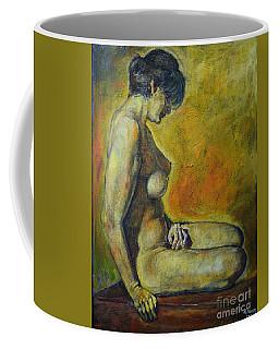 Moment Of Silence Coffee Mug
